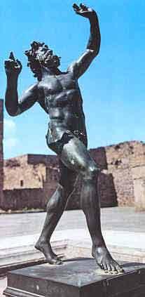 Statut représentant Faunus